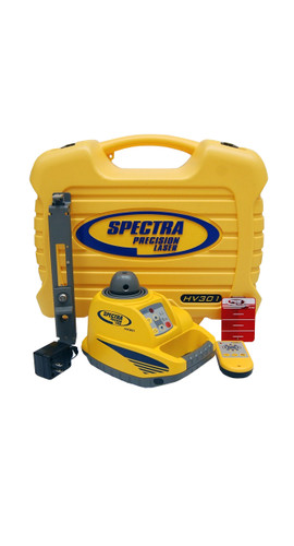 Spectra Precision Q104163 HV301 Carrying Case
