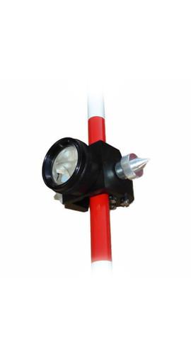 Sokkia 724870 Mini Prism System Kit with Pin Pole