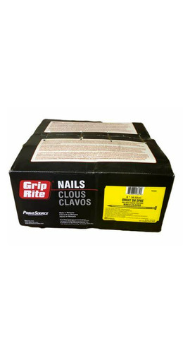 Nails Spike 8' Bright Smooth Common (50 lbs. box)