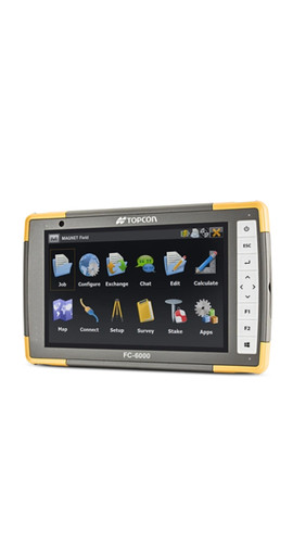Topcon FC-6000 Field Computers ANDROID