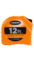 Keson Pocket Tape PGT181012V 12 ft 10ths & 100ths, In. & Ft.