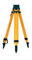 SECO Birch Wood/Fiberglass Quick Clamp Hybrid Tripod