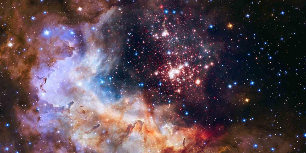 Westerlund 2, Gum 29 - photo credit: NASA