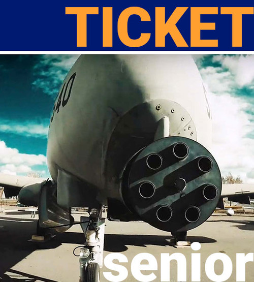 General Admission Ticket - Senior (age 65+)