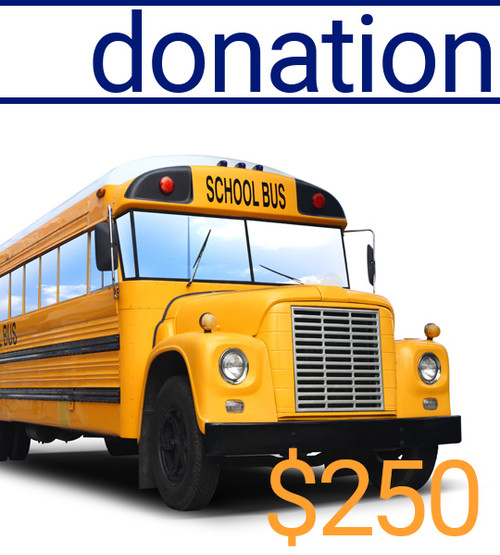 donate to the aerospace museum of california school bus trip