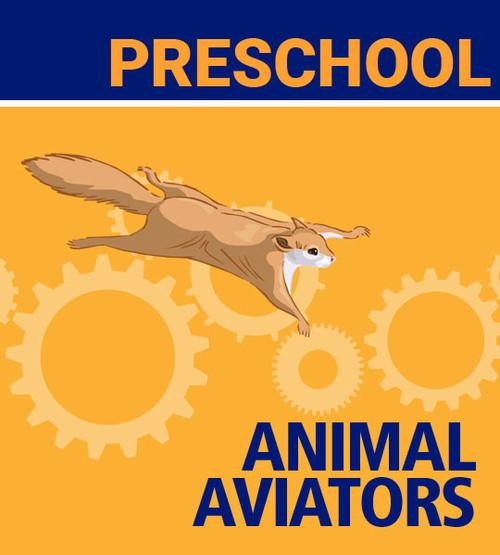 preschool aerospace museum of california education