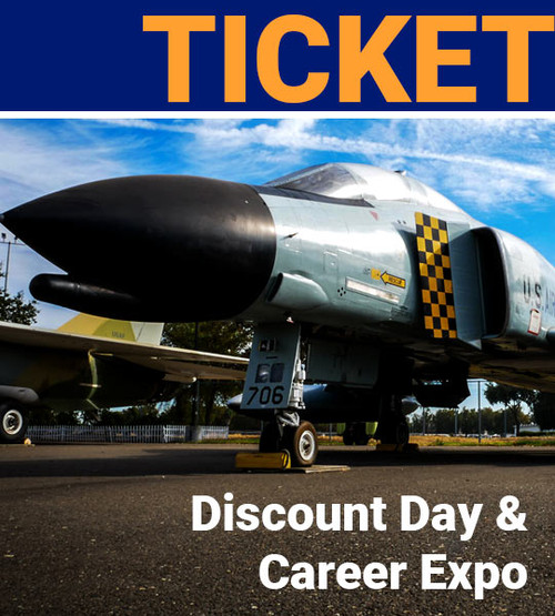 discount day aerospace museum of california