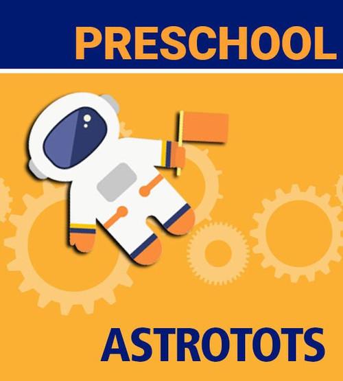 Preschool Squadron - Astrotots (Member Pricing)