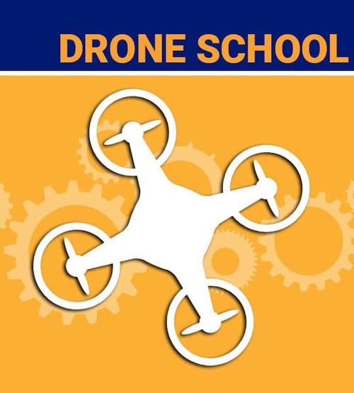 drone school aerospace museum of ca