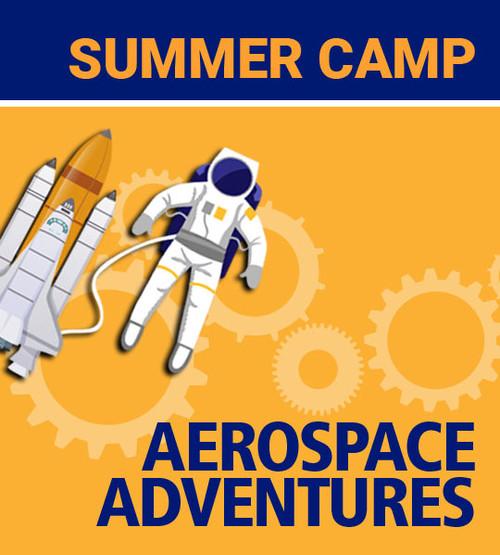 Summer Day Camp - Aerospace Adventurers 1st - 4th Grade