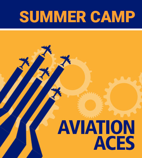 aviation aces summer camp
