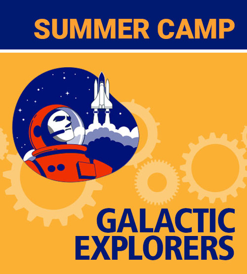 galactic explorers summer camp
