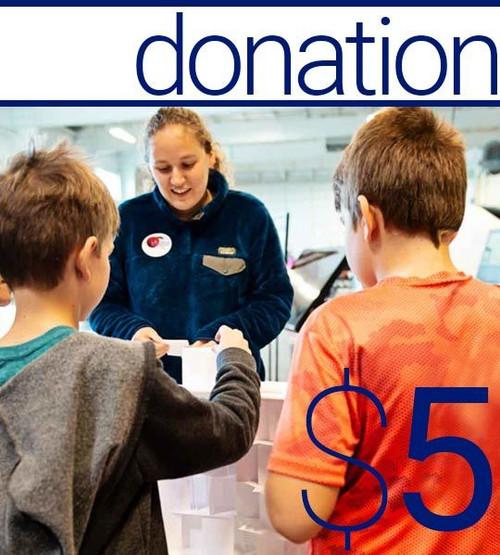 Donation - Sponsor the Museum