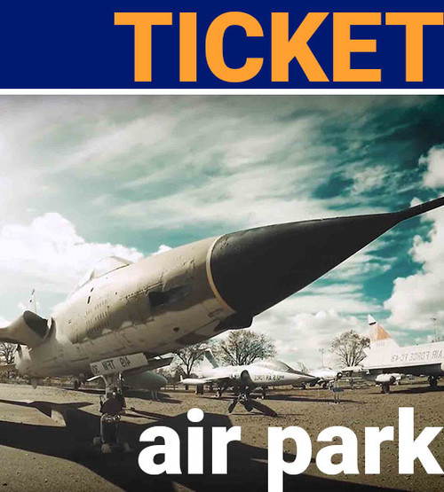 Air Park General Admission Ticket - ages 4+