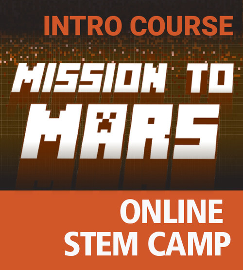 minecraft stem camp