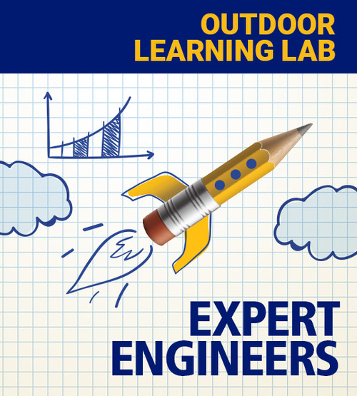 expert engineers outdoor learning lab