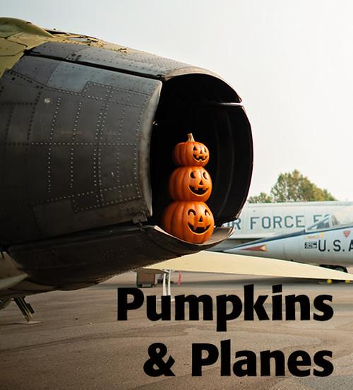 Pumpkins and planes