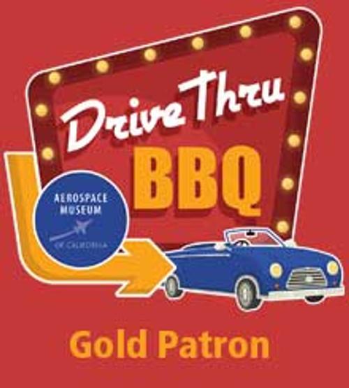 Gold Patron - Drive Through BBQ