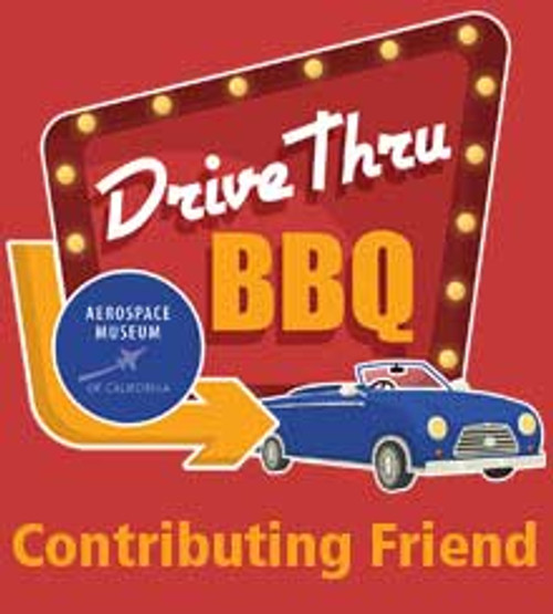 Contributing Friend - Drive Through BBQ