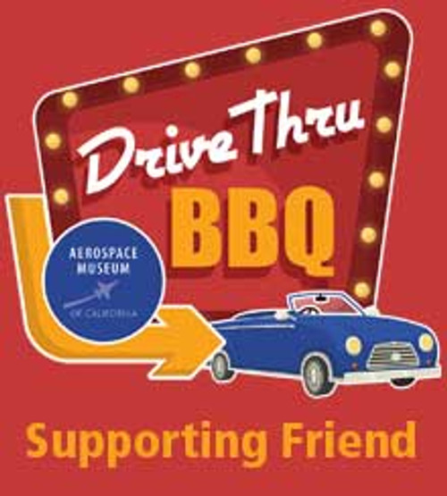 Supporting Friend - Drive Through BBQ