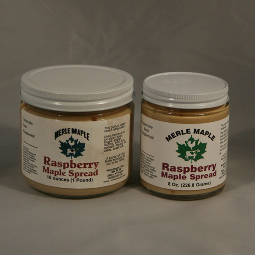 Group of Raspberry Maple Spread