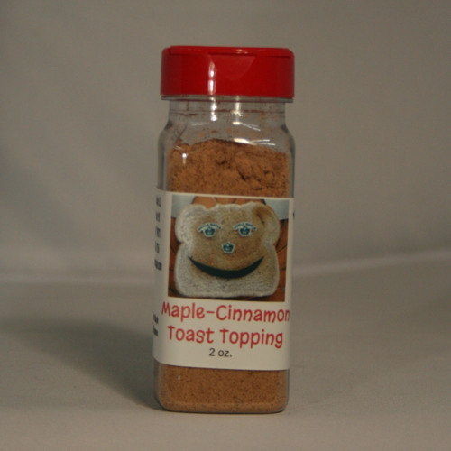 2 oz Maple Cinnamon Toast Topping
