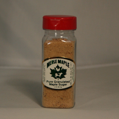 2 oz Granulated Maple Sugar