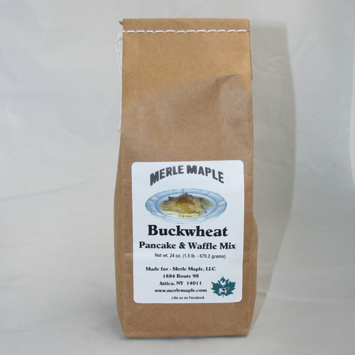 Buckwheat Pancake Mix