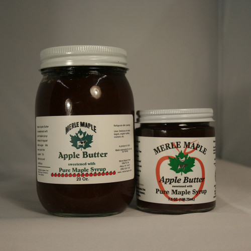 Group of Maple Apple Butter