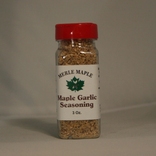 3 oz Maple Garlic Seasoning