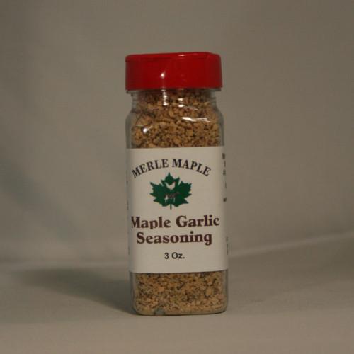 3 oz Shaker Maple Garlic Seasoning