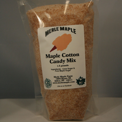 Bag of Maple Cotton Candy Mix