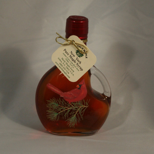 Cardinal Glass Bottle of Pure Maple Syrup