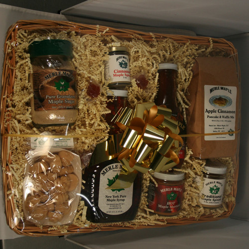 Maple Lover's Gift Basket