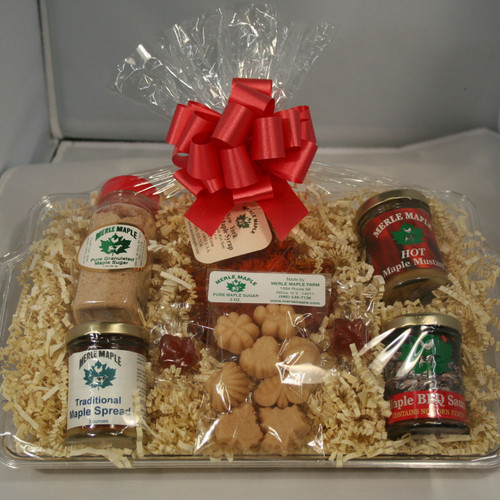 Maple Sampler Gift Basket