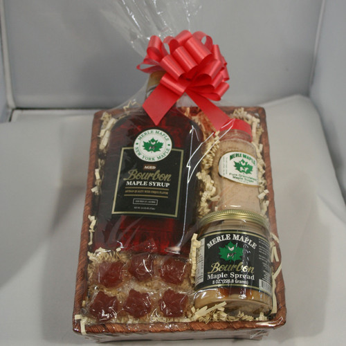 Bourbon Lovers Gift Basket