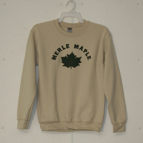 Merle Maple Sweatshirt