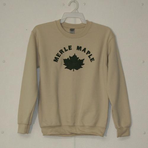 Merle Maple Sweatshirt