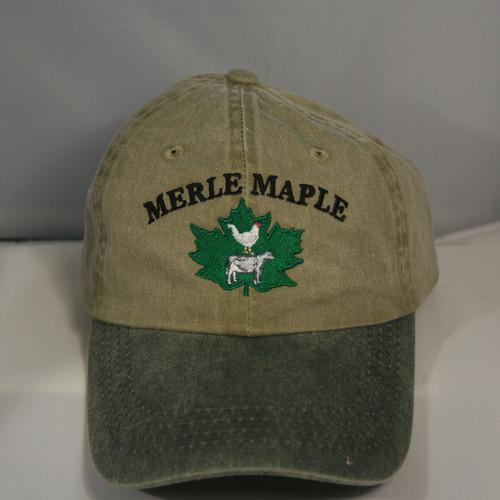 Merle Maple Hat