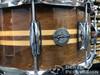 """Gretsch S1-6514W-MI Silver Series 6.5X14"""" Walnut Snare Drum"""