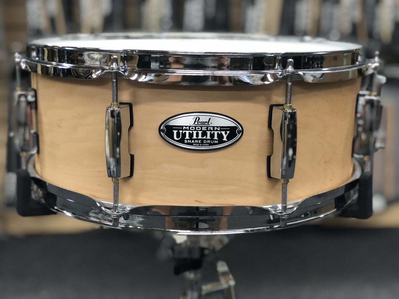 Matte Natural Pearl Snare Drum MUS1455M224
