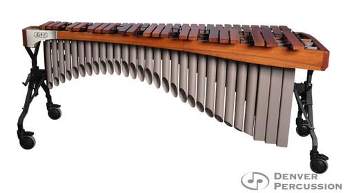 Adams MAHA50/9T2  5.0 Octave Alpha Series Rosewood Marimba, Walnut Rails, Desert Resonators