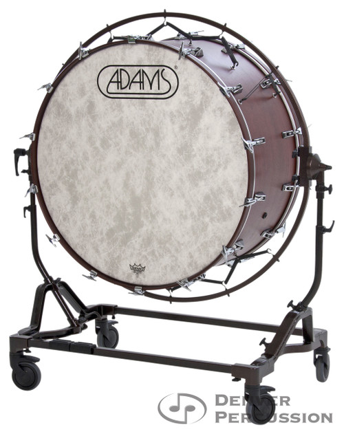 Adams ABDS3618 36x18 Adams Concert Bass Drum With Suspended Stand