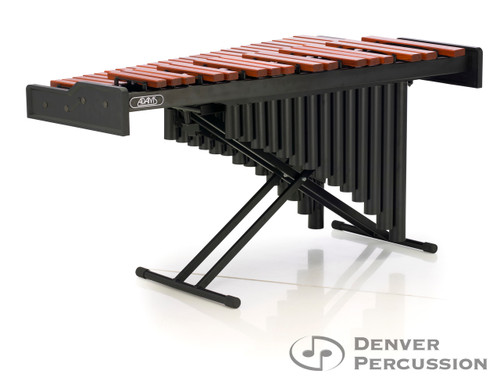 Adams AMPD33R 3.3 Octave Academy Padouk Marimba With Resonators And X-Stand