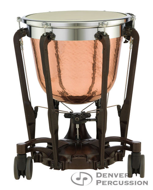 "Adams P2DH20FT 20"" Professional Gen Ii Timpani, Hammered Cambered Copper With Fine Tuner"