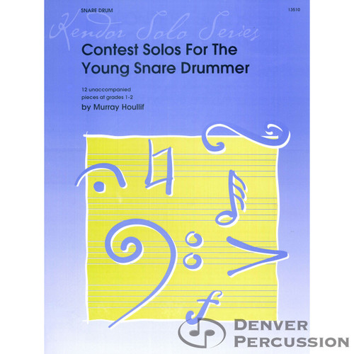 20292 Contest Duets for the Young Mallet Players