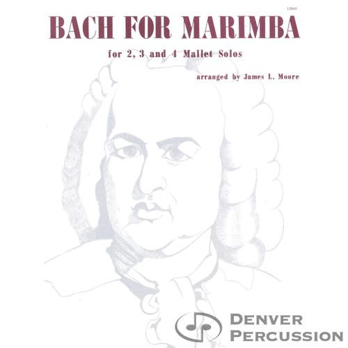 13940 Bach for Marimba