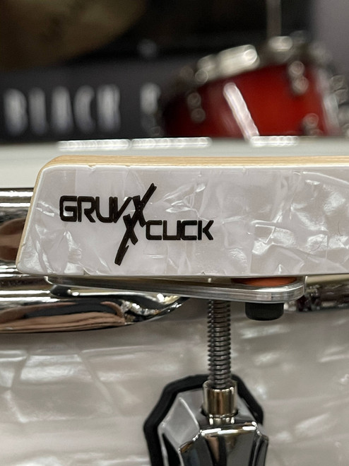 X-Click by Gruv-X | White Marine Pearl (GRVXCL-WM)