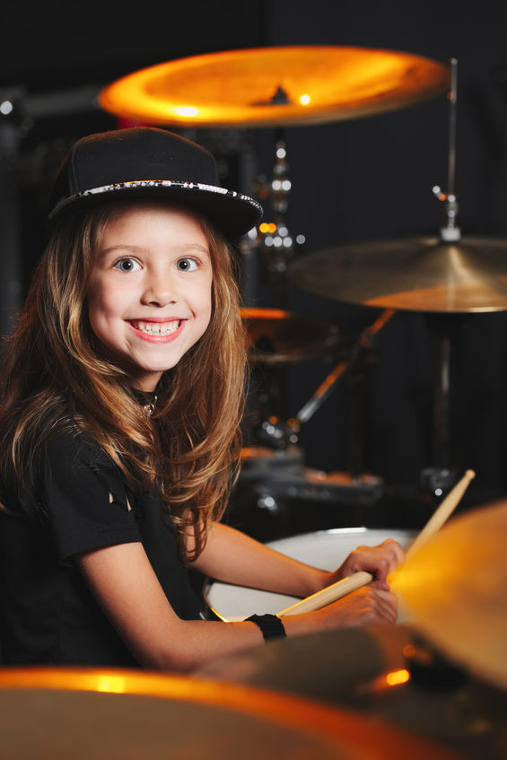 What Should You Look for When Choosing a Good Kids Drum Set?