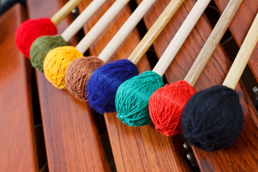 Exploring the Various Types of Drum and Percussion Mallets and What They Can Do